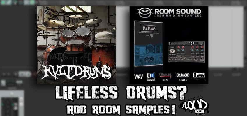 How To Make Lifeless Drums Come to Life Pt I