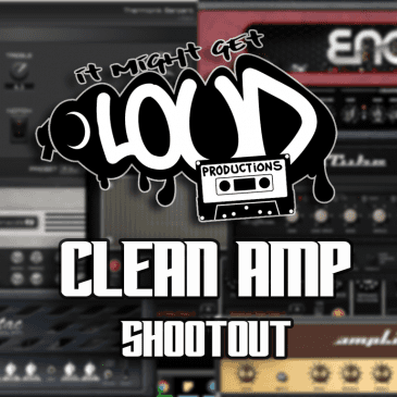 Clean Metal Guitar Amp Shootout