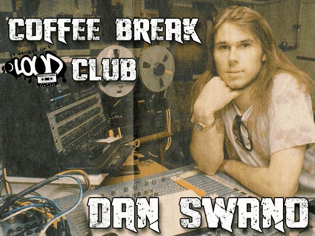 Coffee Break Club: Dan Swanö