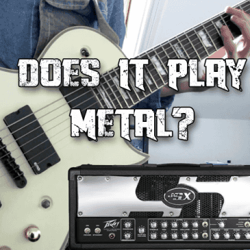 Peavey JSX: Does it Play Metal?