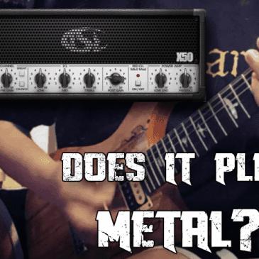 TSE X50: Does It Play Metal?