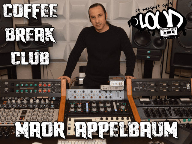 Coffee Break Club: Maor Appelbaum