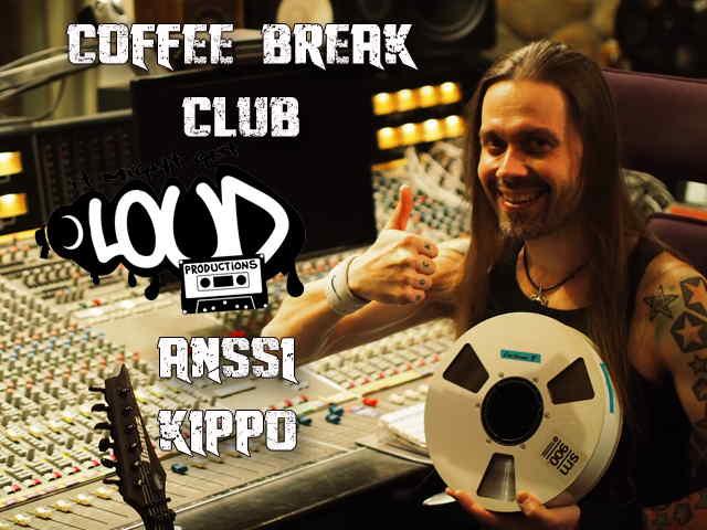 Coffee Break Club: Anssi Kippo