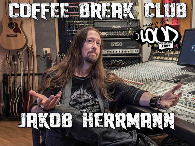 Coffee Break Club: Jakob Herrmann