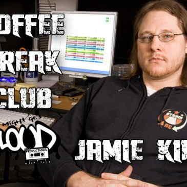 Coffee Break Club: Jamie King