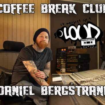 Coffee Break Club: Daniel Bergstrand