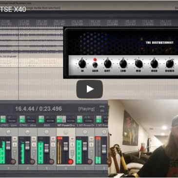 TSE X40, Does It Play Metal?