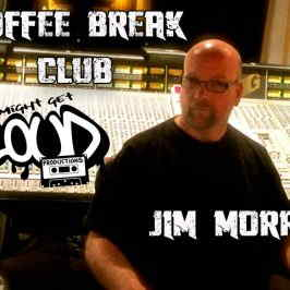 Coffee Break Club: Jim Morris