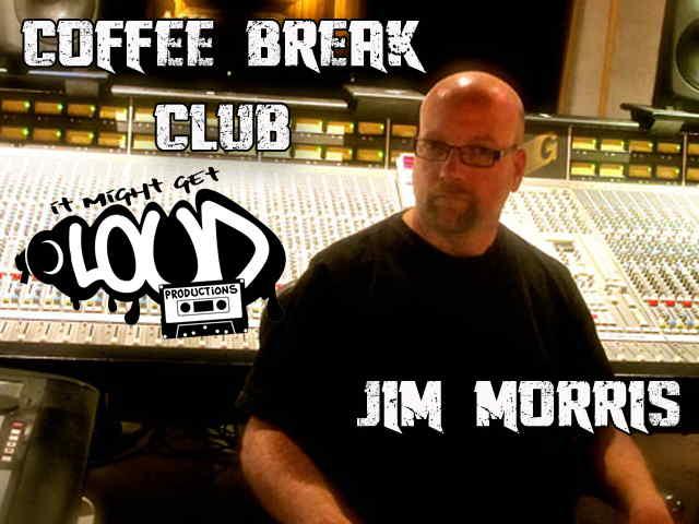 Coffee Break Club: Jim Morris