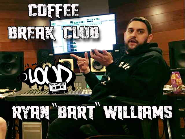 "Coffee Break Club: Ryan ""Bart"" Williams"