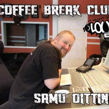Coffee Break Club: Samu Oittinen