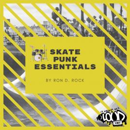 Skate Punk Essentials MIDI Groove Pack